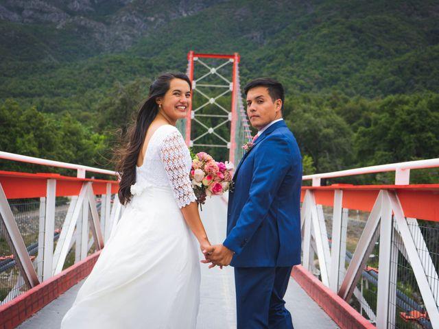 El matrimonio de Paula y Gabriel en San Fabián, Ñuble 15