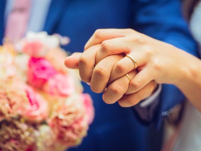 El matrimonio de Paula y Gabriel en San Fabián, Ñuble 18