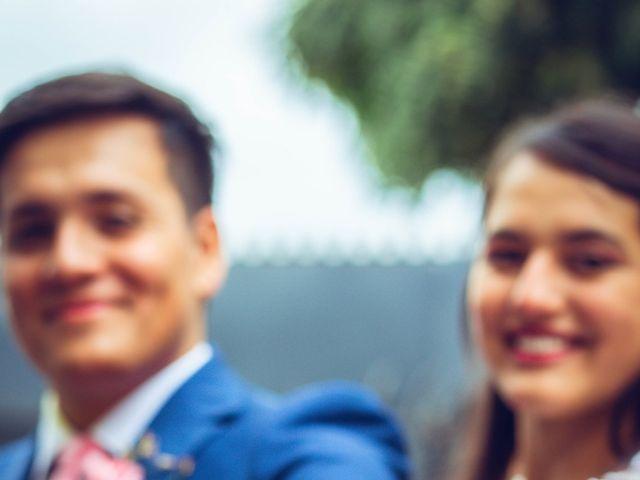 El matrimonio de Paula y Gabriel en San Fabián, Ñuble 19
