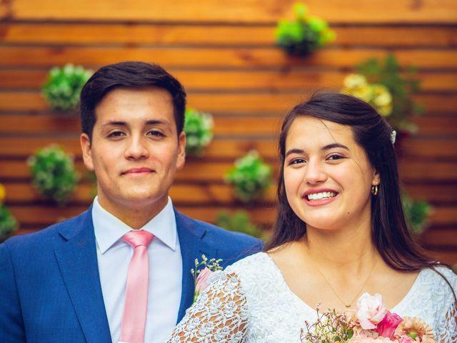 El matrimonio de Paula y Gabriel en San Fabián, Ñuble 21