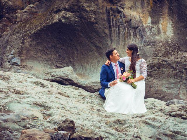 El matrimonio de Paula y Gabriel en San Fabián, Ñuble 25