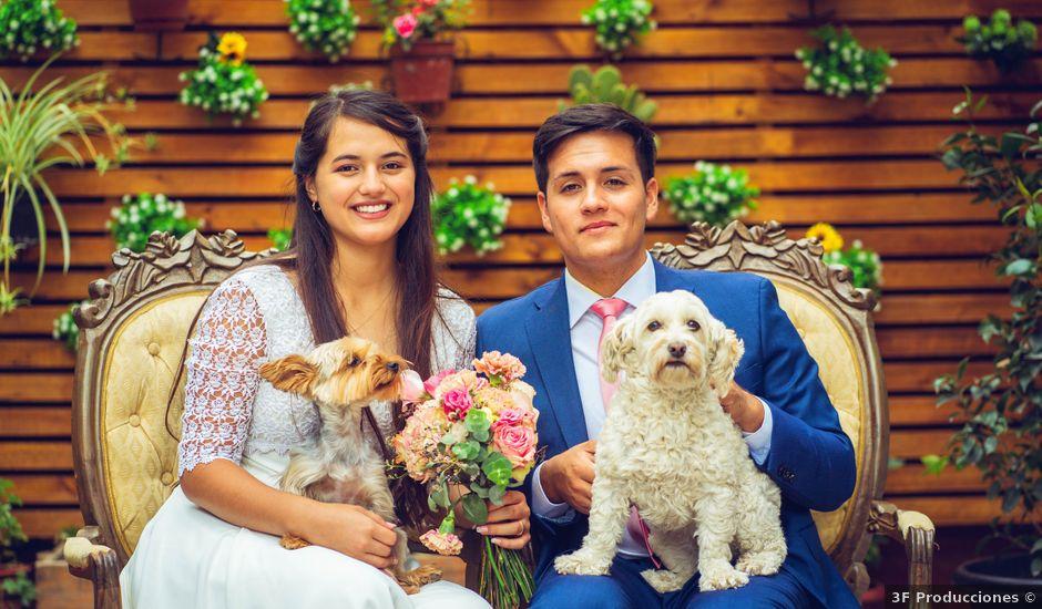 El matrimonio de Paula y Gabriel en San Fabián, Ñuble