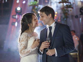 El matrimonio de Andrea y Maximiliano