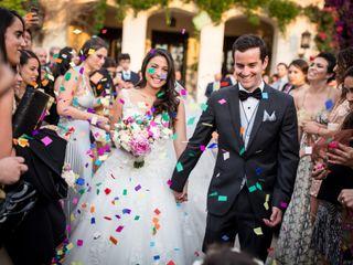 El matrimonio de Nathaly y Marcelo