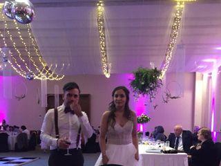El matrimonio de Tamara y Alejandro 2