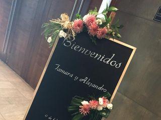 El matrimonio de Tamara y Alejandro 1