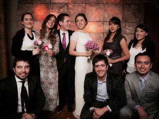 El matrimonio de Amanda y Carlos 1