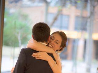 El matrimonio de Amanda y Carlos