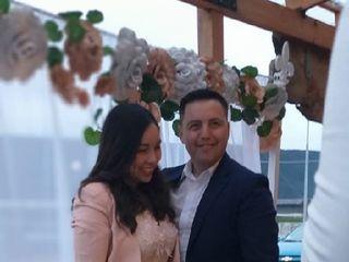 El matrimonio de David y Camila 2