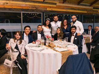 El matrimonio de Andrea  y Alexis 1
