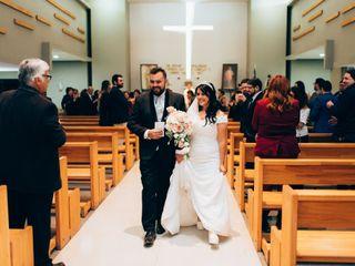 El matrimonio de Andrea  y Alexis