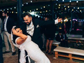 El matrimonio de Andrea  y Alexis 3