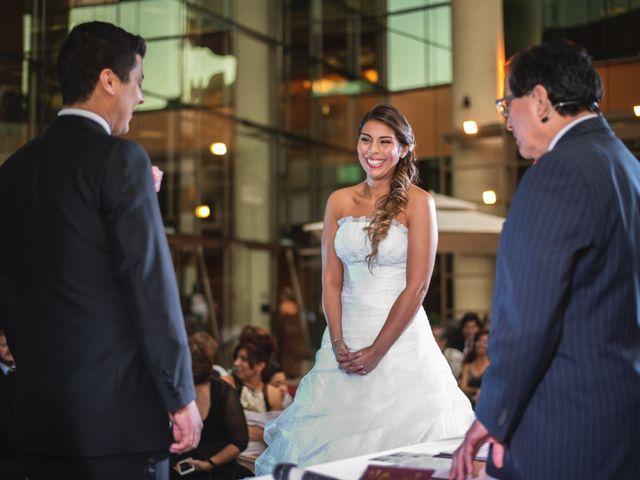 El matrimonio de Miguel y Daniela en Las Condes, Santiago 15
