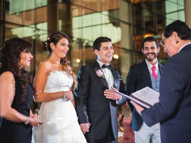 El matrimonio de Miguel y Daniela en Las Condes, Santiago 16