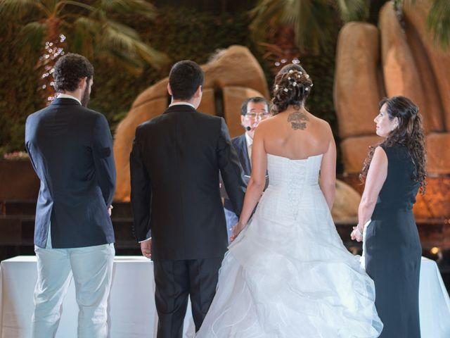 El matrimonio de Miguel y Daniela en Las Condes, Santiago 17