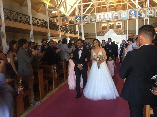 El matrimonio de Tamara y Alejandro