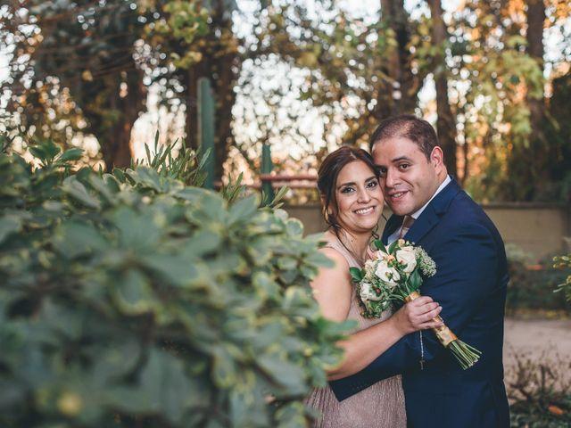 El matrimonio de Ines y Gonzalo