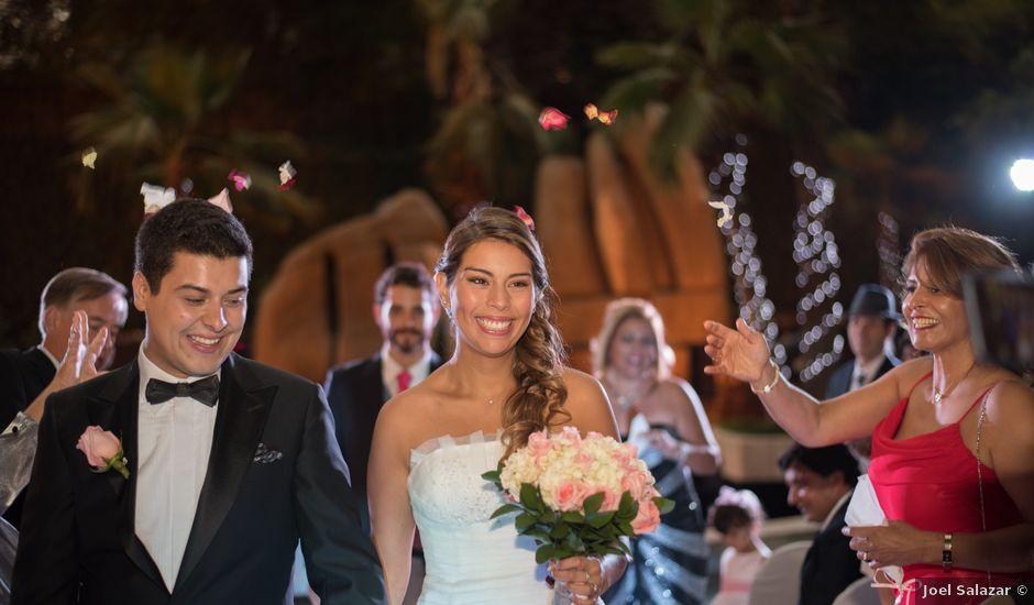 El matrimonio de Miguel y Daniela en Las Condes, Santiago