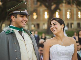 El matrimonio de Natalia y Felipe