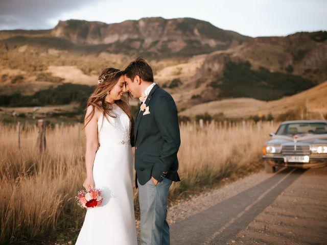 El matrimonio de Milena y Manuel