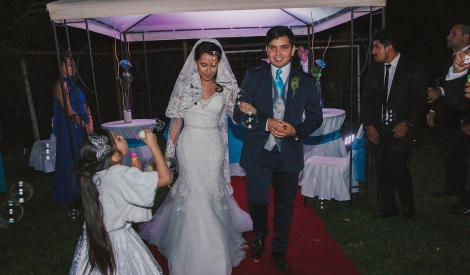El matrimonio de Pierre y Alexandra en Quillota, Quillota