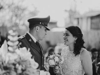 El matrimonio de Victoria y Sebastián
