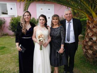 El matrimonio de Nicole  y Rodolfo 1