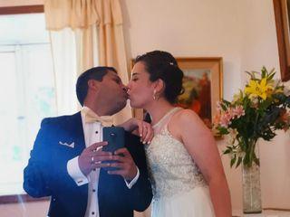El matrimonio de Nicole  y Rodolfo 3