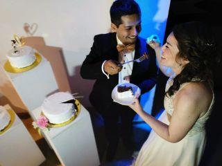 El matrimonio de Nicole  y Rodolfo