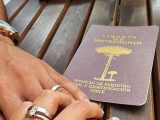 El matrimonio de Mauricio Reyna Jeldes y Rebeca Ahumada Rojas 1