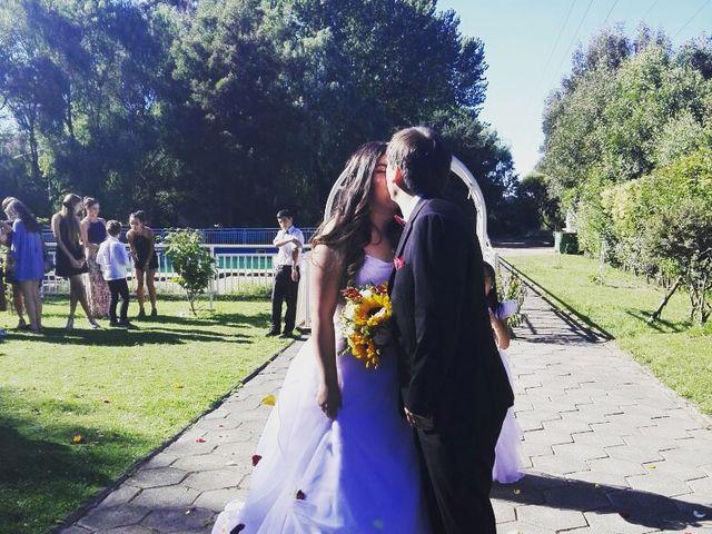 El matrimonio de Cristóbal  y Cinthia  en Coronel, Concepción 1