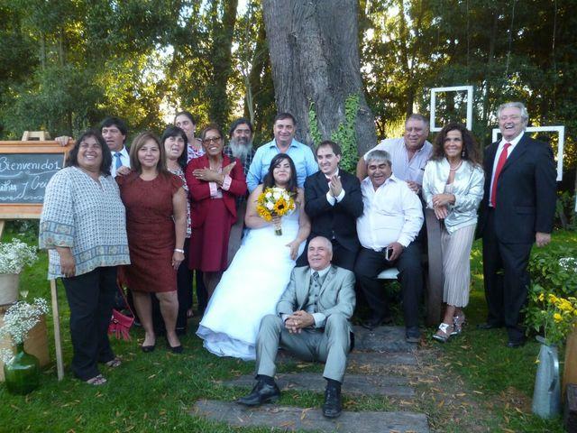 El matrimonio de Cristóbal  y Cinthia  en Coronel, Concepción 15