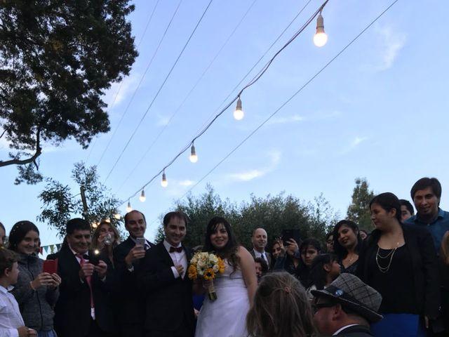 El matrimonio de Cristóbal  y Cinthia  en Coronel, Concepción 17