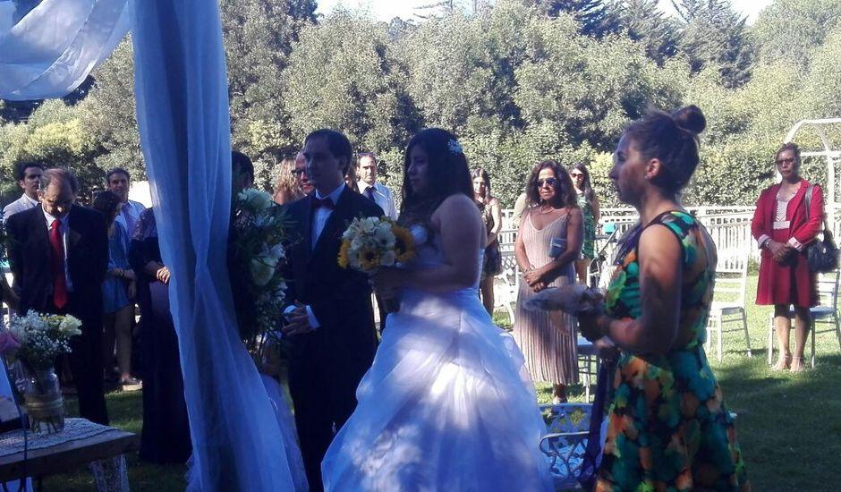El matrimonio de Cristóbal  y Cinthia  en Coronel, Concepción