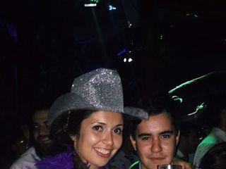 El matrimonio de Fernanda y Enrique 3
