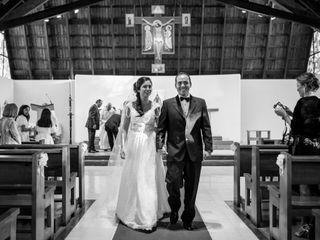 El matrimonio de Fernanda y Enrique