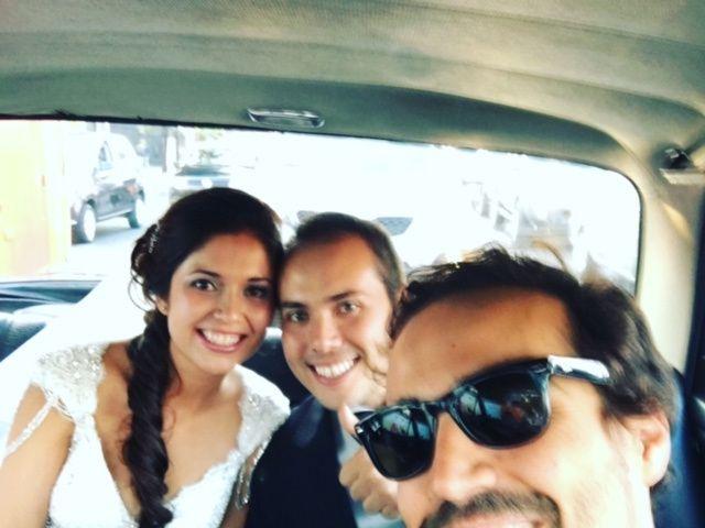 El matrimonio de Enrique y Fernanda en Ñuñoa, Santiago 1