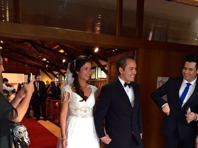 El matrimonio de Enrique y Fernanda en Ñuñoa, Santiago 3