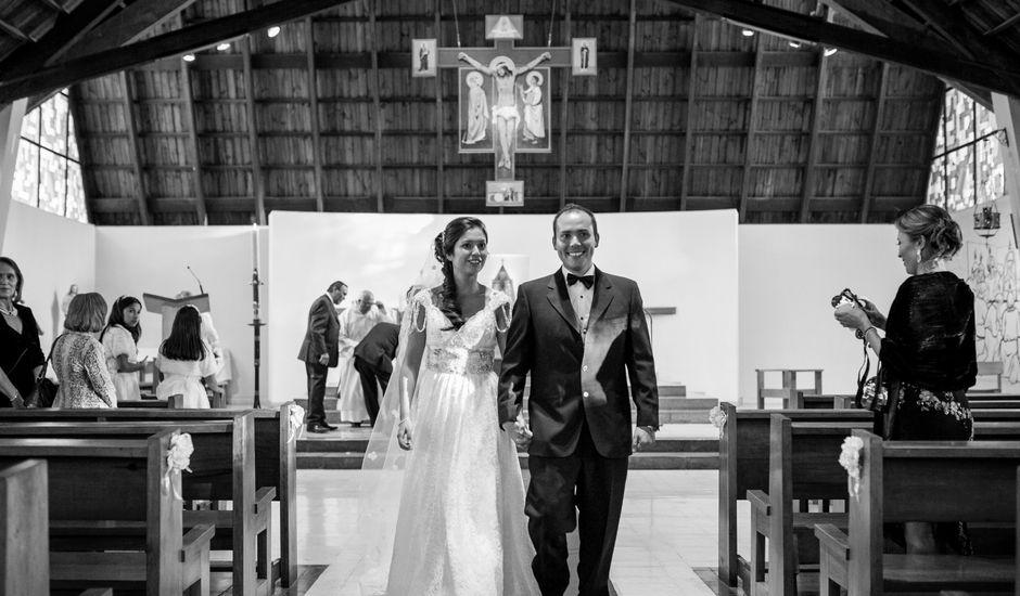 El matrimonio de Enrique y Fernanda en Ñuñoa, Santiago