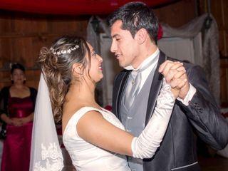 El matrimonio de Camila y Camilo 1