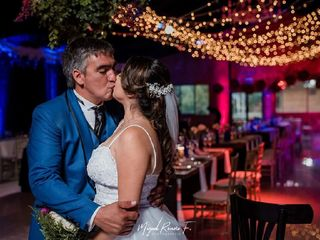 El matrimonio de Greys  y Sergio