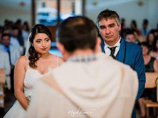 El matrimonio de Greys  y Sergio  3
