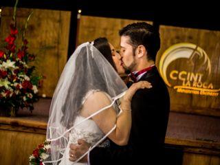 El matrimonio de Dámaris y Aldo 1