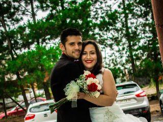 El matrimonio de Dámaris y Aldo 3