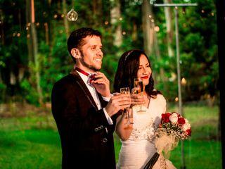 El matrimonio de Dámaris y Aldo