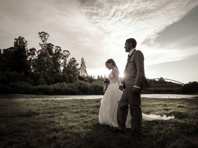 El matrimonio de Silvana y Luis