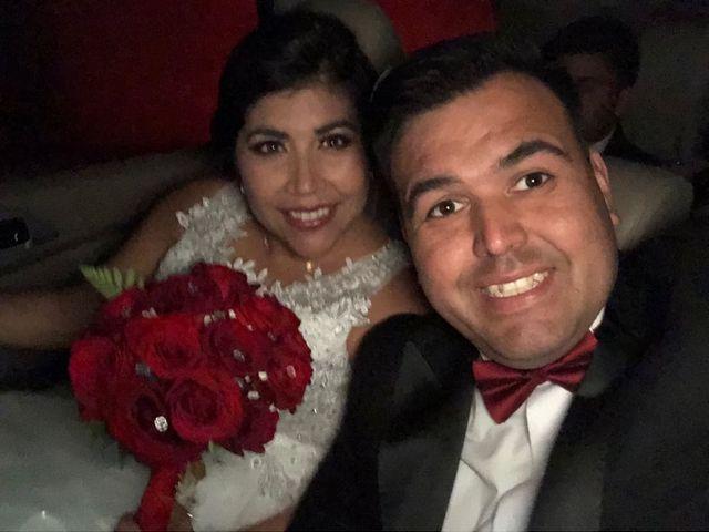 El matrimonio de Johanna y Óscar