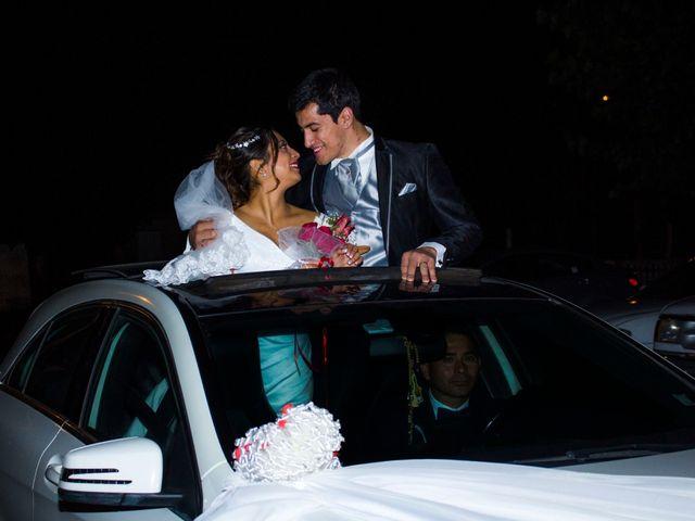 El matrimonio de Camila y Camilo