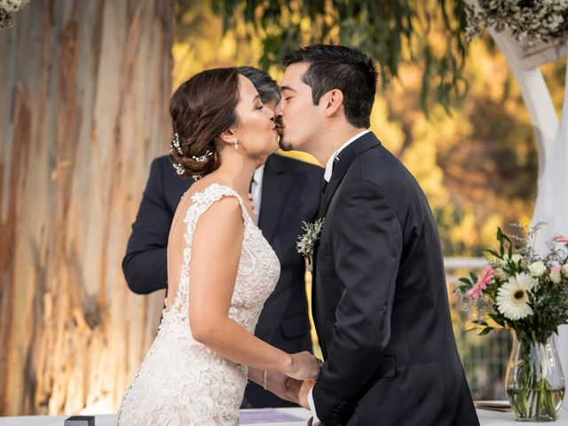 El matrimonio de Mario y María José en San José de Maipo, Cordillera 12
