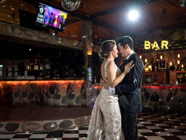 El matrimonio de Mario y María José en San José de Maipo, Cordillera 25